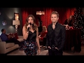 Lucy Hale talks to Hunter Hayes   CMA Country Christmas 2014   CMA
