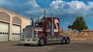 Hi all,Just a little ride with the new Kenworth T908 by RTA, version 6.0.New interior, new tuning options, many cabs.For more informations about the model:https://forum.rta-mods.net/viewforum.php?f=45&sid=cd864033c836e993fb25f0ec3ffee034Next sound release : Scania 3 series V8 ;)