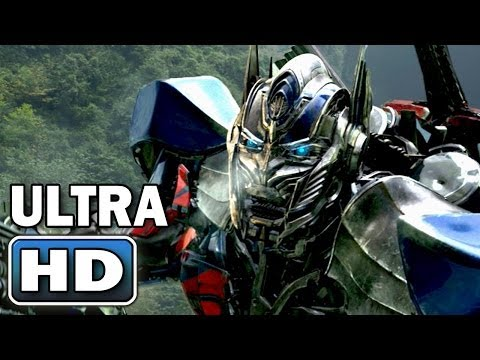 TRANSFORMERS 4 Trailer 2014