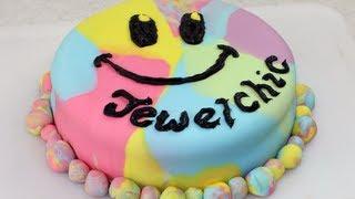Download Lagu Double Rainbow Choc-Banana Cake YTOM - Jewelchic Mp3
