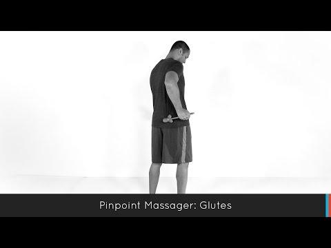 Triumph Vibration Pinpoint Massager: Glutes