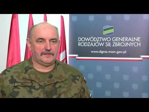 Gen. Mika o zmianach w armii