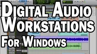 Video Free DAWs and Music Editors for Windows MP3, 3GP, MP4, WEBM, AVI, FLV Desember 2018