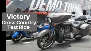 9. Victory Cross Country Test Ride (Stock) | Vlog#118