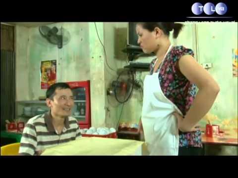 Hài: Công nghệ bán cơm, Hồ Liên, Huy Quân