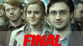 Harry Potter y Las Reliquias de La Muerte Parte 2 Parte 6  FINAL Gameplay en Español by SpecialK