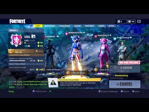 Fortnite Battle Royale (Road to 1.9K) PSN CODE GIVEAWAY |Sub for Shoutout|