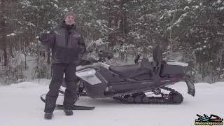 5. 2019 Ski-Doo Grand-Touring Limited 900 ACE Turbo 2019 - Premières impressions