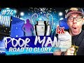OMG UCL WALKOUT! 4 ICONS IN ONE FUT DRAFT!! - POOR MAN RTG #74 - FIFA 19 Ultimate Team