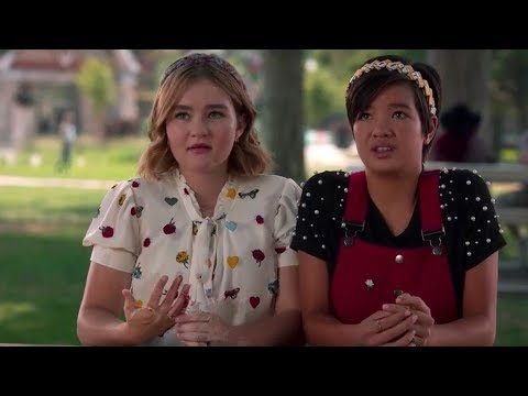 Andi Mack - ''You Can't Break up with Jonah By Me...'' - The New Girls