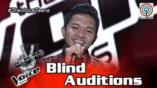 Nonton The Voice Teens Philippines Blind Audition: Emarjhun De Guzman - One Day Film Subtitle Indonesia Streaming Movie Download