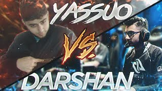 Yassuo | 1V1 | MOE VS DARSHAN THE BEST YASUO IN NA LCS?