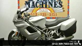 8. 2004 Ducati ST 3  - Dream Machines Indian Motorcycle - Ro...