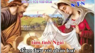 Karaoke-THANH CA VONG CO-TINH YEU GIANG THE (DAY DAO)