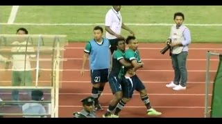 Nay Pyi Taw Myanmar  city images : Myanmar MMA Football (Yangon United Vs Naypyitaw FC)