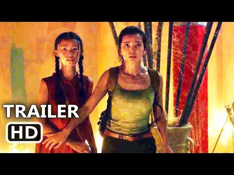 7 GUARDIANS OF THE TOMB Trailer (Action - 2018)