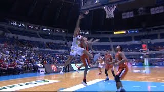 Yap with the one hander   PBA Governors' Cup 2018