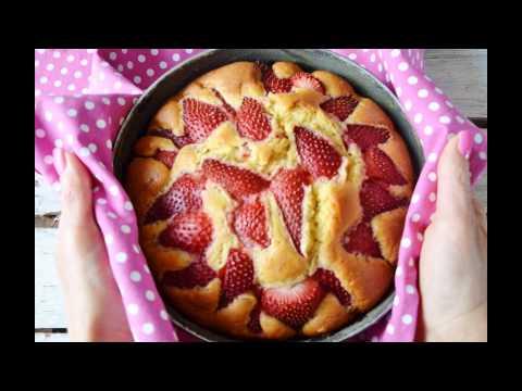 torta alle fragole - ricetta