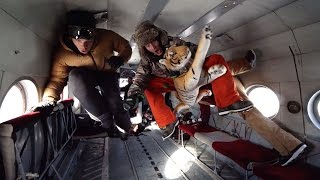 The Fourth Phase: Weightless Over Russia by Red Bull
