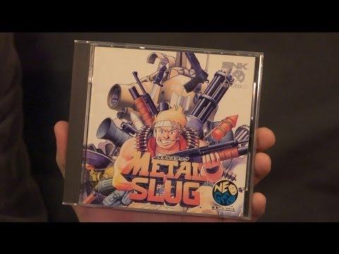 Metal Slug (Neo Geo CD) James & Mike Mondays