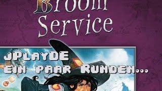 In diesem Video demonstriere ich ein paar Runden von Broom Service aus dem Hause Alea/Ravensburger, vertrieben vom Heidelberger Spieleverlag. Bitte abonniert...