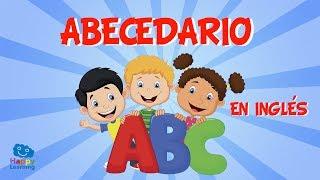 Canta con nosotros esta canción para aprender ingles. Practica el abecedario de la forma mas divertida y baila esta canción con nosotros!Visita nuestra web: www.happylearning.tv