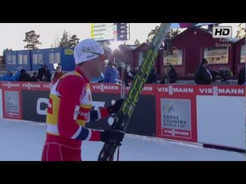 SportsHDWinter - Men's 2.5 Km Prologue Falun 2013 - Petter Northug CRAZY FINISH Please watch in HD(720) quality for best viewing experience Sports-HD Production offers great ...