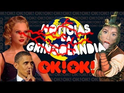 A virgindade de Taylor Swift, Calcinhamania da Miley e Obama fanboy