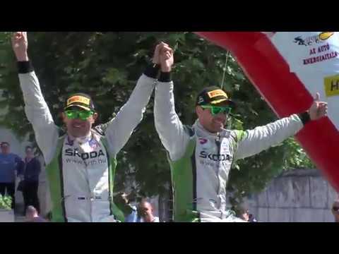 Szombathely Rallye 2017 - 2. nap | RallyePress