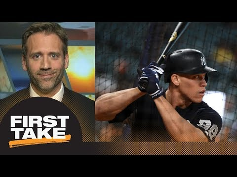 Max ready for Yankees to unleash devastating lineup   Final Take   First Take   ESPN