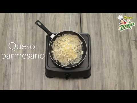 Spaghetti cacio e pepe | PASTAS ZONIA