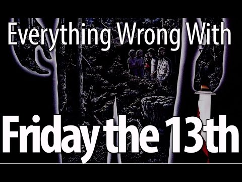 wrong - Continuing our annual tradition of binging on Horror Sins for October, today we take a look at a true horror classic, the original Friday the 13th. Sinful? You betcha. Thursday: Shyamalan-y...