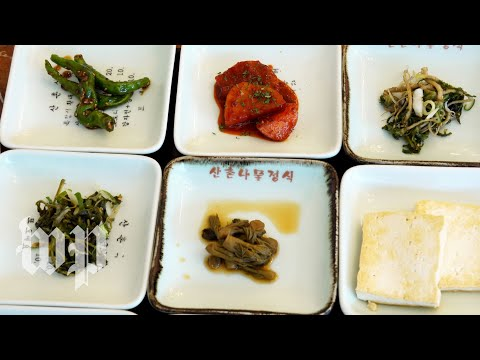 A taste of South Korea: Here's what's for dinner at the 2018 Olympics