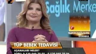 Tüp Bebek Tedavisi Aşamaları Neler? - Kanal 24 Sağlık Merkezi - Prof. Dr. Süha Sönmez - 11.02.2014