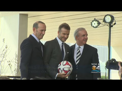 MLS Owners To Vote On Beckham's Miami Franchise