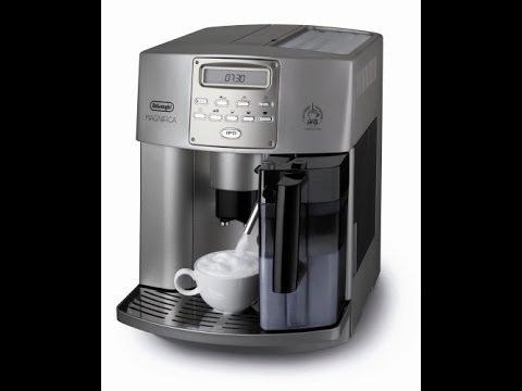 DeLonghi EAM3500 Super Magnifica Digital Automatic Espresso Coffee Machine Review