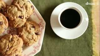 Przepis na ciasteczka z groszkami czekoladowymi