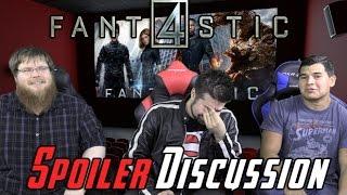 Video Fantastic Four Spoiler Discussion MP3, 3GP, MP4, WEBM, AVI, FLV Oktober 2018