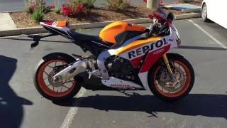 10. Contra Costa Powersports-Used 2015 Honda CBR1000RR SP Repsol Championship Edition motorcycle