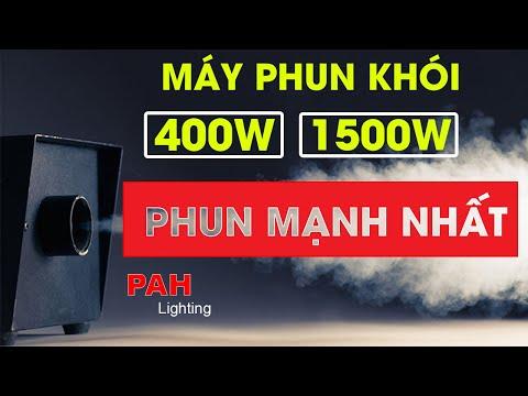 Máy phun khói 1500W chất lượng PRO