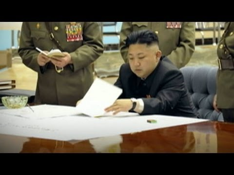 threat - ABC News' Martha Raddatz reports on dangerous signs from North Korea.