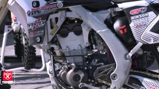 10. Racer X Tested:  2013 Yamaha YZF250 Big Bore
