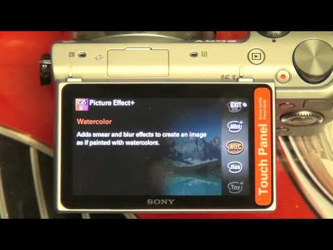 Sony NEX-5R: Wi-Fi Walkthrough and Smart Remote Control App