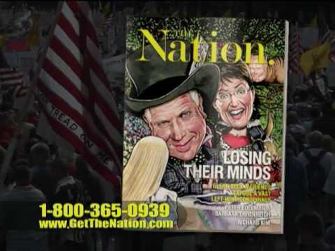 The Nation TV Commercial 2010
