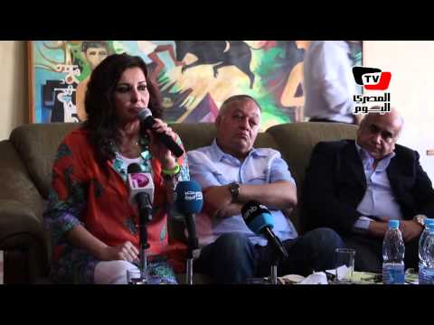 أثار الحكيم تطالب السيسي بالتدخل في أزمتها مع رامز جلال