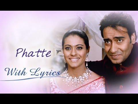 Video Phatte (Lyrical Song) | U Me Aur Hum | Ajay Devgn & Kajol download in MP3, 3GP, MP4, WEBM, AVI, FLV January 2017