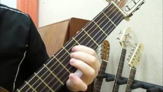 Настройка гитары по слуху