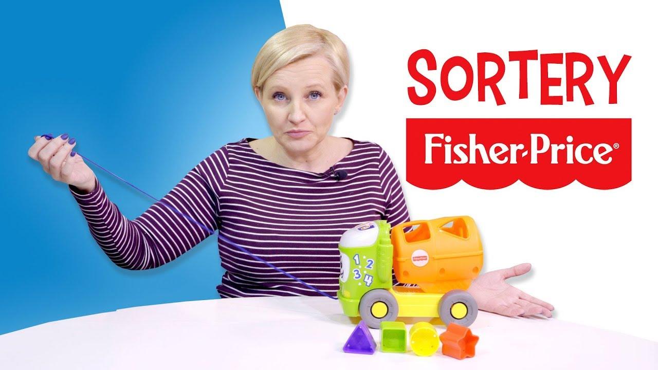 Zestawienie sorterów Fisher-Price