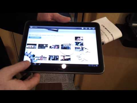 Rogers HTC  Jetstream quick overview