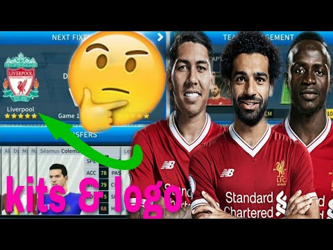 Dream League Soccer 2019 How To Make Liverpool FC Kits & Logo 2019/2020